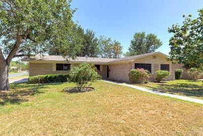 McAllen TX Single Family Home For Sale: $169,900