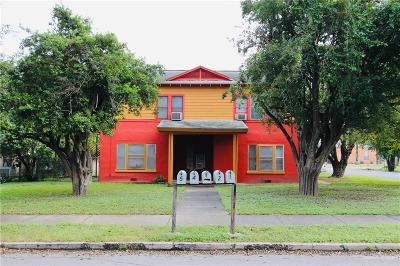 McAllen Multi Family Home For Sale: 502 N 15th Street