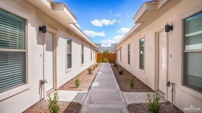 Edinburg Multi Family Home For Sale: 1402 Coyote Hills