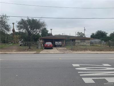 McAllen Single Family Home For Sale: 2712 Gumwood Avenue