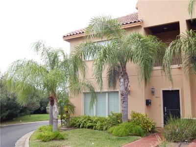 McAllen Condo/Townhouse For Sale: 7003 N 3rd Street #720764