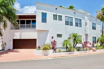 McAllen Condo/Townhouse For Sale: 4515 N Cynthia Street