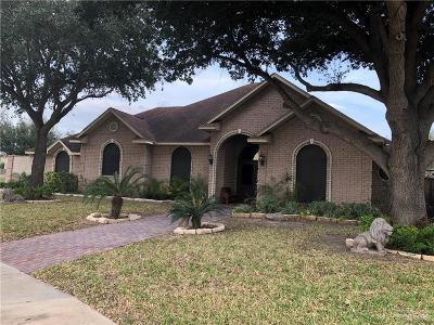 Mission Single Family Home For Sale: 2508 Melinda Drive
