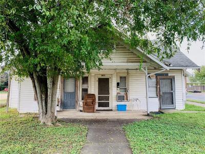 McAllen Multi Family Home For Sale: 321 N Main Street