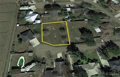 McAllen Residential Lots & Land For Sale: 3712 Gonzalez Lane
