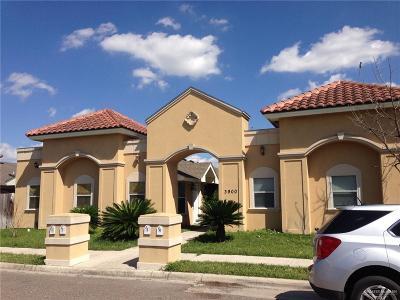 Pharr Multi Family Home For Sale: 3900 Park Place Avenue