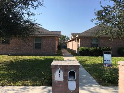 Pharr Multi Family Home For Sale: 2301 N Erica Street
