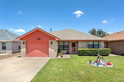 Alamo Single Family Home For Sale: 418 Northcutt Drive