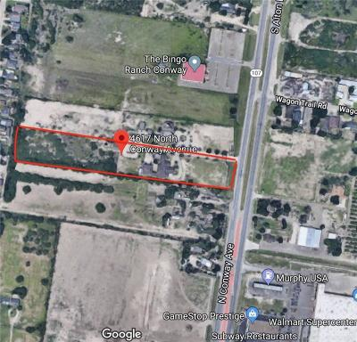 Mission Commercial For Sale: 4617 N Conway Avenue