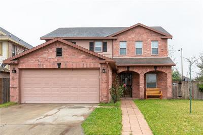 Pharr Single Family Home For Sale: 5401 N Gumwood Avenue