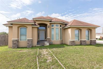 Edinburg Single Family Home For Sale: 2705 Spades Avenue