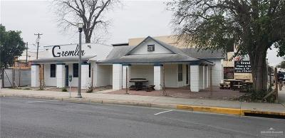 McAllen Commercial For Sale: 322 S 16th Street