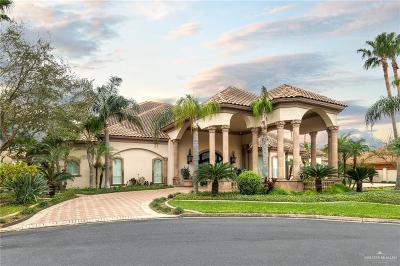McAllen Single Family Home For Sale: 101 Eagle Avenue