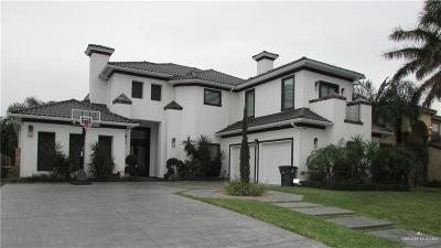 Mission Single Family Home For Sale: 3907 El Jardin