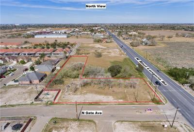 San Juan Residential Lots & Land For Sale: 3110 N Raul Longoria Road