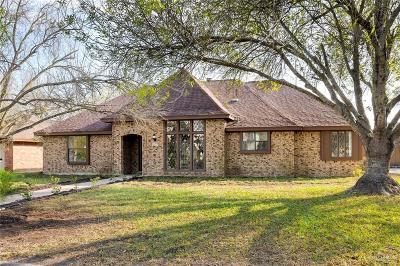 Weslaco Single Family Home For Sale: 511 W 15th Street