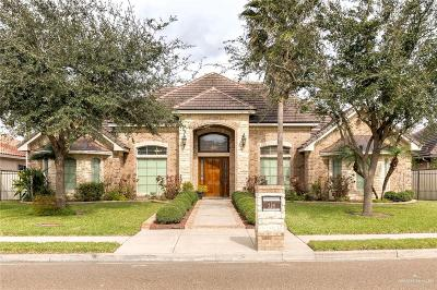 McAllen Single Family Home For Sale: 209 E Duke Avenue
