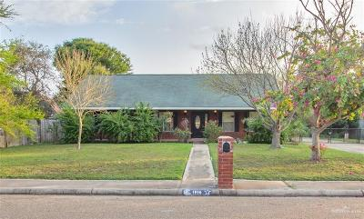 Mission Single Family Home For Sale: 1916 School Lane