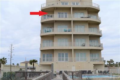 South Padre Island TX Condo/Townhouse For Sale: $599,000