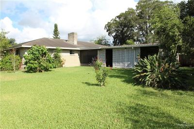 Cameron County Single Family Home For Sale: 710 Ebony Lane