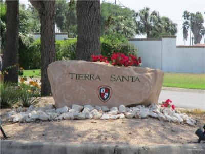 Weslaco Residential Lots & Land For Sale: 4305 Vida Santa Street
