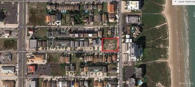 South Padre Island Residential Lots & Land For Sale: Lot17-19 E Atol Street