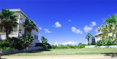 South Padre Island Residential Lots & Land For Sale: 8331 Breakers Boulevard