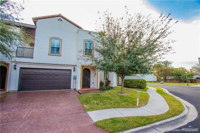 McAllen Condo/Townhouse For Sale: 817 S 6th Street