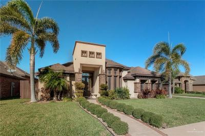 Pharr Single Family Home For Sale: 905 E Oregano Street