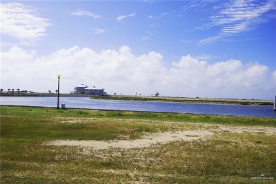 South Padre Island Residential Lots & Land For Sale: 8313 Marina Drive