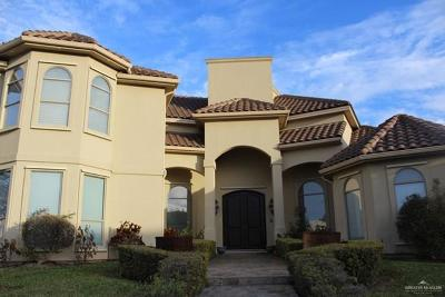 McAllen Single Family Home For Sale: 3429 S 3rd Street