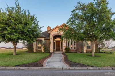 Harlingen Single Family Home For Sale: 24111 Brownstone Circle