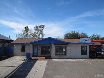 Mission Commercial For Sale: 2427 W Expressway 83