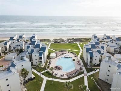 South Padre Island Condo/Townhouse For Sale: 6300 Padre Boulevard #817