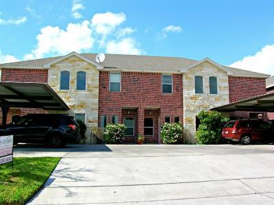McAllen Multi Family Home For Sale: 414 S 48th Lane