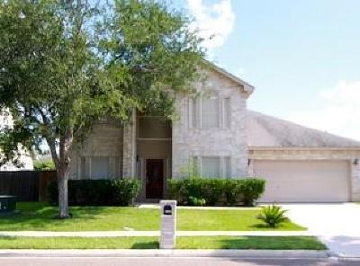 Mission Single Family Home For Sale: 3405 San Roman Street