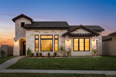 McAllen Single Family Home For Sale: 801 Grayson Avenue