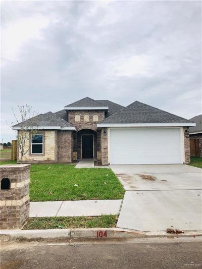 Alamo Single Family Home For Sale: 1200 Grandeur Drive