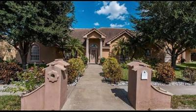 Mission Single Family Home For Sale: 1407 Colosio Lane