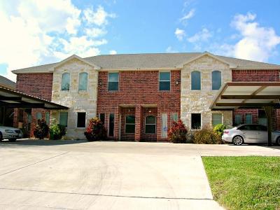 McAllen Multi Family Home For Sale: 314 S 48th Lane