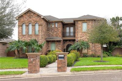 McAllen Single Family Home For Sale: 2505 Xavier Avenue