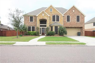 Mission Single Family Home For Sale: 2404 San Alejandro