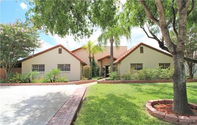 Mission Single Family Home For Sale: 1501 San Felipe Drive