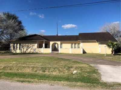 Cameron County Single Family Home For Sale: 702 Street