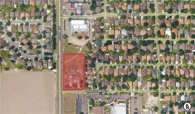 McAllen Commercial For Sale: 6500 N 23rd Street