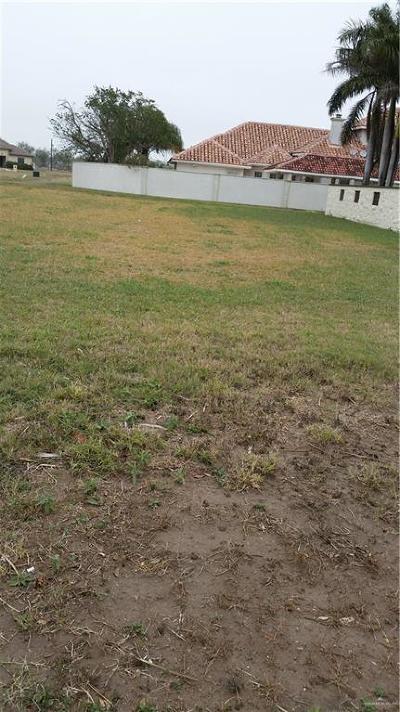 Weslaco Residential Lots & Land For Sale: 1518 W Tierra Bella