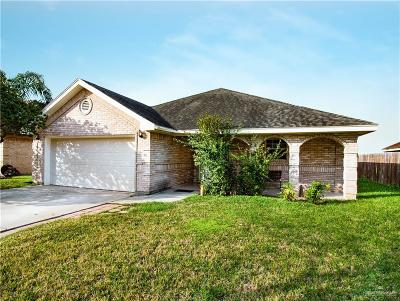 Weslaco Single Family Home For Sale: 2001 Sage Drive