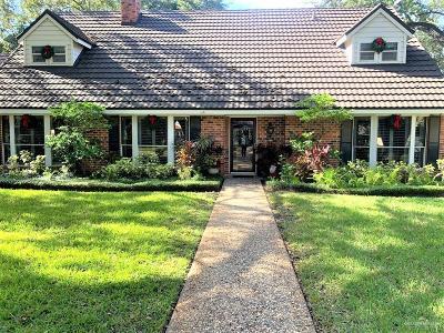 McAllen Single Family Home For Sale: 1300 S Cynthia Street