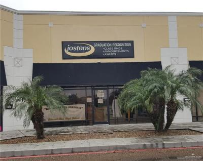 McAllen Commercial For Sale: 2403 Buddy Owens Boulevard
