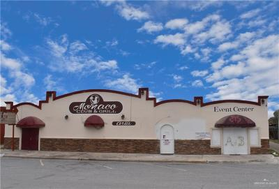 Alamo Commercial For Sale: 134 E 8th Street
